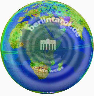 Berlintarot Globus