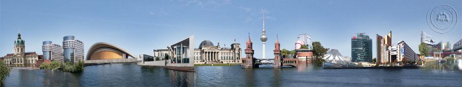 Berlin-Panorama-hell