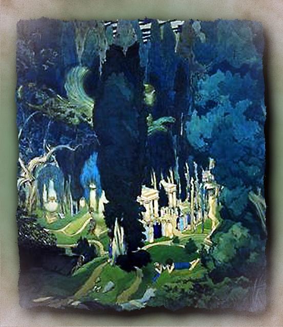 Leon Bakst 1866-1924
